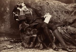 Oscar Wilde 1882. Foto: Napoleon Sarony