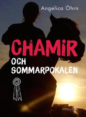 Omslaget till Angelica Öhrns nya bok
