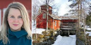 Kristina Ernehed om att Jämtkraft ska lämna in en rivningsansökan för det omstridda kraftverket i Långforsen.