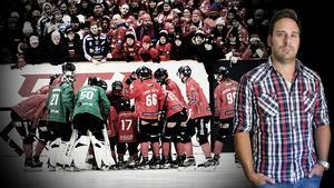 Bandypuls Leo Hägglund tror på Edsbyseger i seriefinalen mot Sandviken.