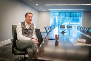 – Jag hade väl någon form av dröm att jobba för ett stort amerikanskt företag, säger hans Vestberg.