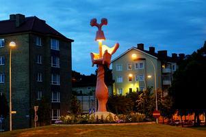 Femte elementet vid Norrtull i Gävle.