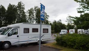 Husbils- och husvagnsägare bör vara vaksamma mot vägpirater. Bild: Johan Nilsson/TT