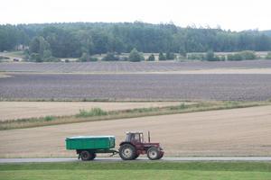 Hur ska jordbruksstödet ska minska? Foto: Fredrik Sandberg / TT