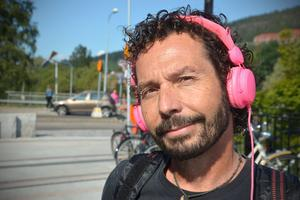 Jens Bryner, 51, lärare, Östermalm