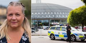 Det brottsförebyggande arbetet kräver långsiktighet och ett helhetsperspektiv. När vi bekämpar kriminalitet måste vi använda flera verktyg samtidigt, skriver Åsa Brolin (V). Foto: Stina Rapp, Pressbild Vänsterpartiet