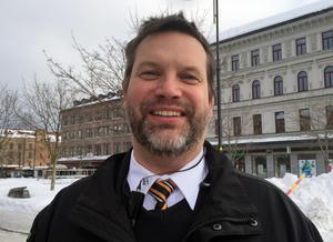 Jonas Wahlström, 49 år, busschaufför, Sundsvall