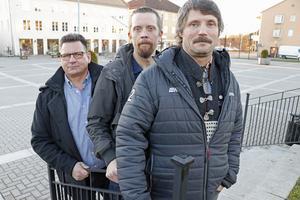 Skapar en samlad opposition med valteknisk samverkan. Mathias Eriksson (SD), Daniel Johansson (M) och Niklas Hermansson (C).