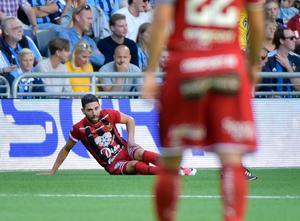 Gabriel Somi ska ha besökt IFK Göteborg. Bild: TT
