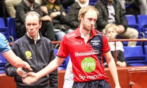 Viktor Brodd tog Suifs enda seger för kvällen.