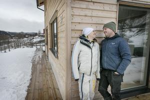 Sara Hector och Robin Törnqvist.