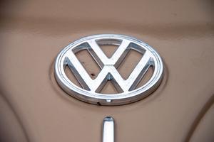 VW-märket står högt i kurs hemma hos Börje Johansson.
