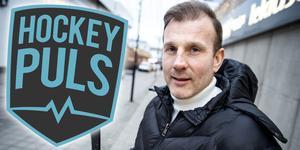 Conny Strömberg kommer synas i Mittmedias produktioner resten av hockeysäsongen. Foto: Robbin Norgren.