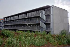 Projekt Solsidan i Huskvarna slutade trea.