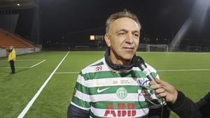 VSK:s sportsligt ansvarige Ado Sadzak.