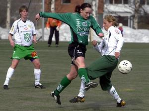 Jennie Dahlberg. Bild: Mats Berglund
