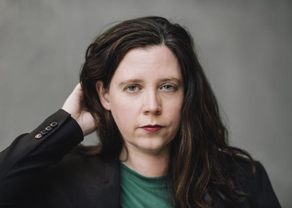 Elise Karlsson. Pressbild: Margareta B Sandebäck.