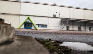 Padelcentret kommer att byggas upp i Returtex gamla lokaler i Koppardalen.