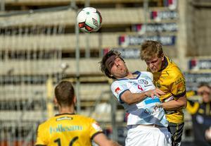 Joakim Nilsson i Elfsborgströjan. På onsdagen är han tillbaka på Norrporten Arena – den här gången som motståndare.