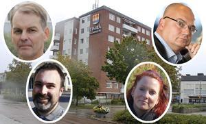 Alliansen i Timrå (M), (C), (KD) och (L) har kvar samma mandat i kommunfullmäktige som innan valet.
