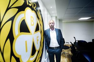 Johan Stark, klubbdirektör Brynäs