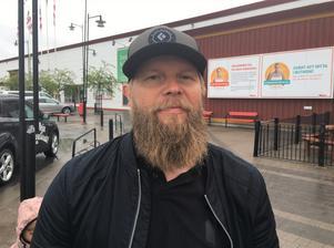 Mikael Öhlén.
