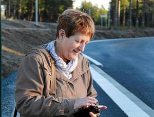 Ingrid Hassel, trafiksamordnare i Timrå kommun, har förhoppning om att alla barnkort ska vara levererade till den 1 juli.