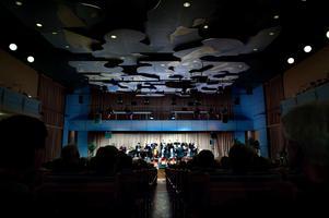 OBS! Bilden är från en konsert på Kristinegården vid ett tidigare tillfälle.