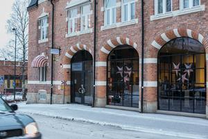 Enligt MSB ligger brandstationen i Östersund fortfarande här.