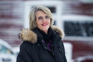 Berit Kvist (S) var förra mandatperiod vice ordförande i Faxeholmens styrelse, idag är hon ledamot.