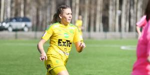 Johanna Ohlsson blev Ljusdals segerskytt borta mot Enköping.