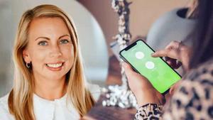 Med appen Wrebit kan man enkelt bokföra, fakturera och redovisa moms.