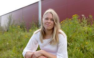 Hanna Lindgren lever i dag ett familjeliv i Falun och har precis fått jobb som förskolelärare.