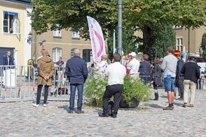 Alternativ för Sverige var nyligen i Västerås. Foto: Anders Öhlin