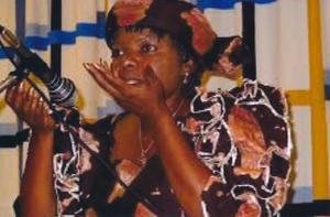 Margaret Dongo, politiker och aktivist för mänskliga rättigheter i Zimbabwe. Foto: Privat