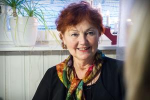 Bitte Nilsson menar att Kvinnojouren Vändpunkten i Hudiksvall klarar sig utan ett höjt bidrag från kommunen nästa år.