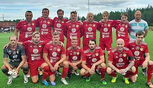 Gustafs GoIF-herrarna hoppas att Dala-Järna tar klivet upp i trean. På så sätt räddar de nämligen sitt eget kontrakt i division 4.