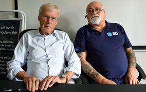 Kjell Forslund och Kent Forschner-Hell toppar partiets lista i kommunvalet.