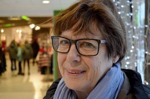 Lena Österlund, 66 år, pensionär, Granloholm:
