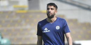 Omar Eddahri är fortsatt ur spel.
