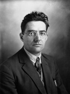 Jacques Doriot var först hängiven fransk kommunist, men grundande sedan det fascistiska partiet Parti Populaire Français.Foto: Agence de presse Meurisse