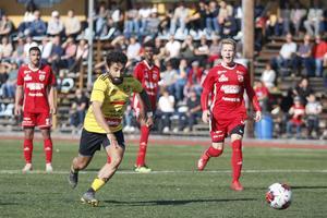 Balen Nouri gjorde 24 mål för Heby AIF i division 3 i år.