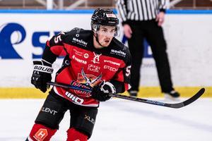Albin Runesson slog till med första målet i HHC-tröjan när
