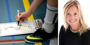 Kristin Stenman kommer från Köping men bor numera i Örebro. Idrottsförbundets uppdrag är att stödja, företräda och leda distriktets idrott. Foto: TT/Västmanlands Idrottsförbund