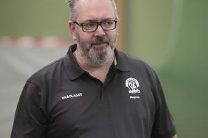 Magnus Dehlin – nöjd tränare i Alfta efter den perfekta höstsäsongen.