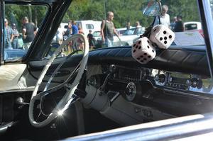 En av sommarens sista bilträffar står Karlsro Flyers i Ljungaverk för. 24–25 augusti firar klubben tioårsjubileum med musik, människor och bilar. Foto: Arkiv/Micke Engström