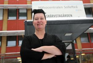 Hälsocentralens enhetschef i Sollefteå, Susanne Johansson, berättar att telefonerna gått varma hos dem efter beskedet om Voons konkurs.