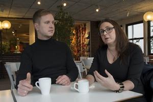 Erica Markusson och André Strödin, Liberalerna Örnsköldsvik