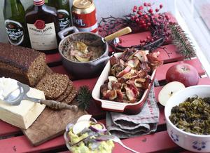 Se till att handla lokala varor till jul, skriver Linn, Johannes, Jörgen och Håkan – alla centerpartister.