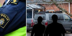 Under onsdagen genomförde polisen en stor insats i Krylbo. De sökte efter fler personer som de misstänker kan ha att göra med mordet i Eskilstuna.